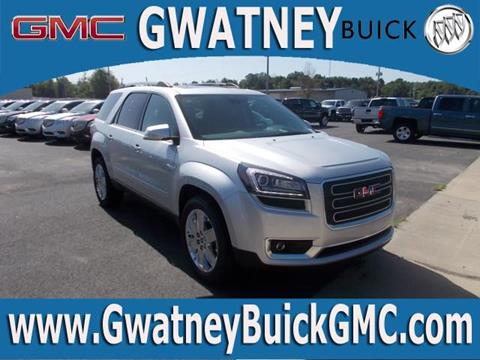 2017 GMC Acadia Limited for sale in North Little Rock, AR