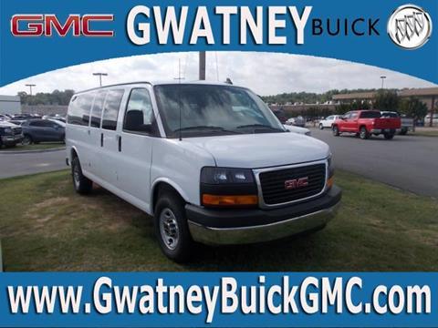 2016 GMC Savana Passenger for sale in North Little Rock, AR