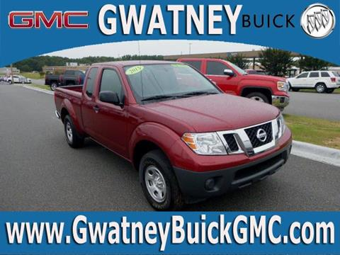 2015 Nissan Frontier for sale in North Little Rock, AR