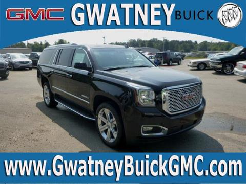2017 GMC Yukon XL for sale in North Little Rock, AR