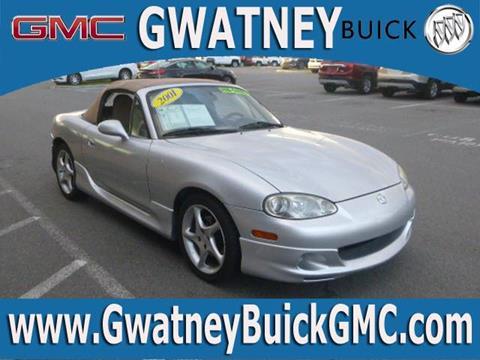 2001 Mazda MX-5 Miata for sale in North Little Rock AR