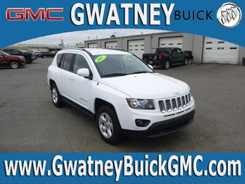 2017 Jeep Compass for sale in North Little Rock, AR