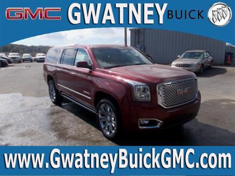 2016 GMC Yukon XL for sale in North Little Rock, AR