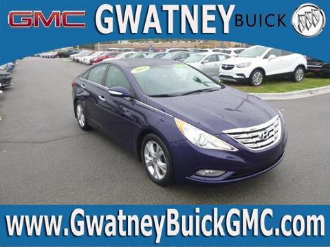 2013 Hyundai Sonata for sale in North Little Rock, AR