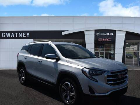 2020 GMC Terrain for sale at DeAndre Sells Cars in North Little Rock AR