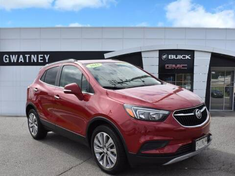 2018 Buick Encore for sale at DeAndre Sells Cars in North Little Rock AR