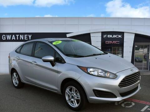 2017 Ford Fiesta for sale at DeAndre Sells Cars in North Little Rock AR