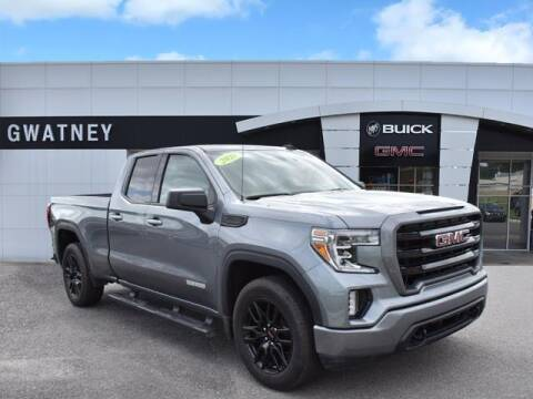 2020 GMC Sierra 1500 for sale at DeAndre Sells Cars in North Little Rock AR