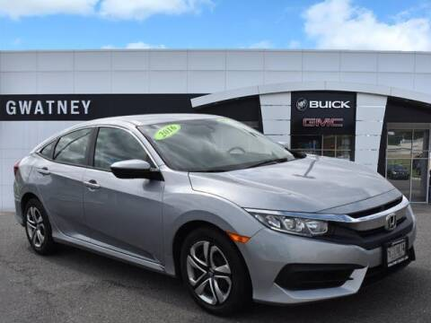 2018 Honda Civic for sale at DeAndre Sells Cars in North Little Rock AR