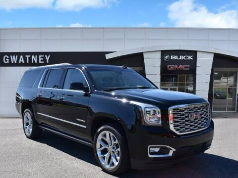 2020 GMC Yukon XL for sale at DeAndre Sells Cars in North Little Rock AR