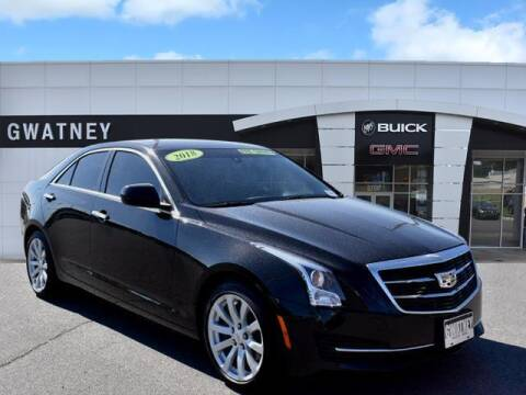 2018 Cadillac ATS for sale at DeAndre Sells Cars in North Little Rock AR
