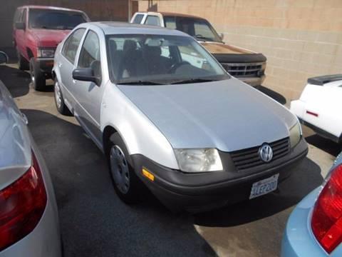 2000 Volkswagen Jetta for sale in Santa Monica, CA