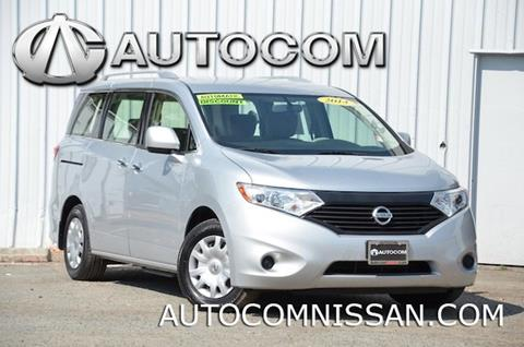 2014 Nissan Quest for sale in Concord CA