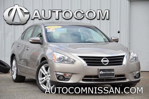 2014 Nissan Altima for sale in Concord, CA