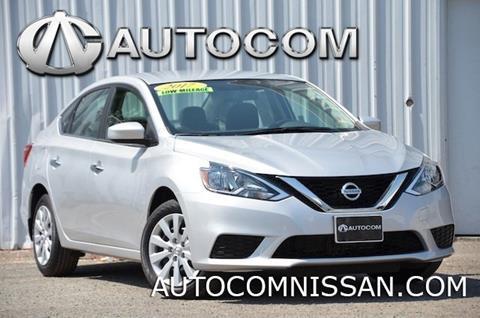 2017 Nissan Sentra for sale in Concord CA