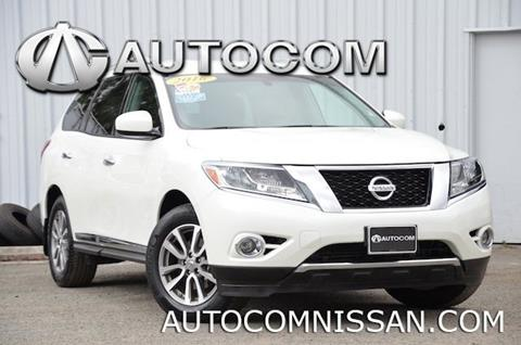 2016 Nissan Pathfinder for sale in Concord CA