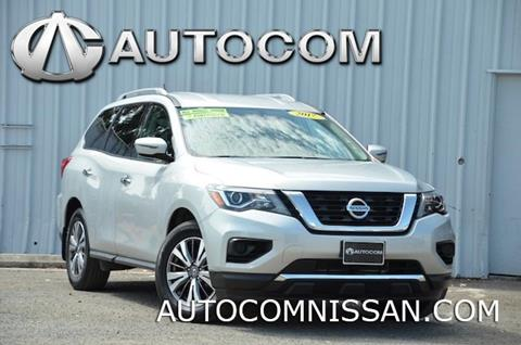 2017 Nissan Pathfinder for sale in Concord, CA