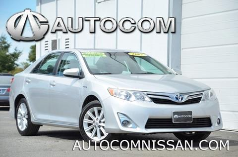 2012 Toyota Camry Hybrid for sale in Concord CA
