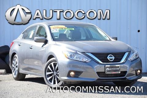 2017 Nissan Altima for sale in Concord, CA