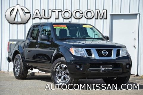 2016 Nissan Frontier for sale in Concord, CA