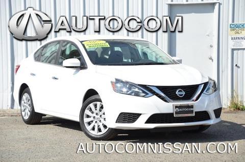 2017 Nissan Sentra for sale in Concord, CA