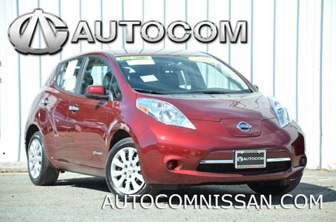 2017 Nissan LEAF for sale in Concord CA