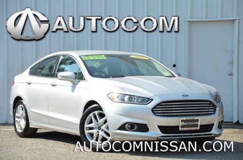 2015 Ford Fusion for sale in Concord, CA