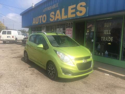 2013 Chevrolet Spark for sale in Pontiac, MI