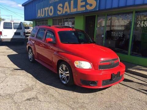 2008 Chevrolet HHR for sale in Pontiac, MI