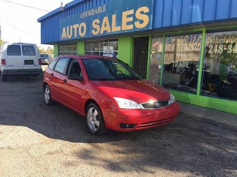2005 Ford Focus for sale in Pontiac MI