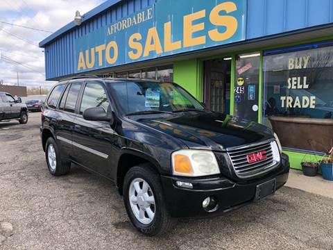 2007 Gmc Envoy >> 2007 Gmc Envoy For Sale In Pontiac Mi
