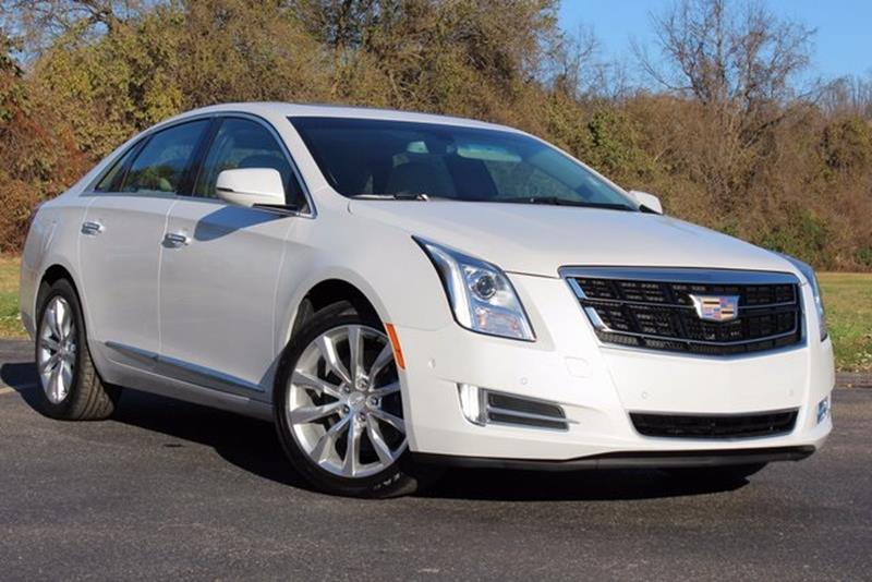 2017 Cadillac Xts Luxury In Marietta Oh Pioneer Family Automotive