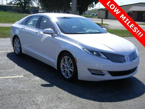 2016 Lincoln MKZ for sale in Marietta OH
