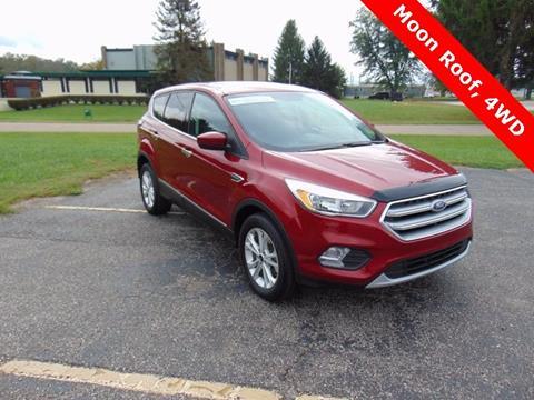 2017 Ford Escape for sale in Marietta OH