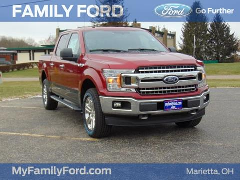 2018 Ford F-150 for sale in Marietta OH
