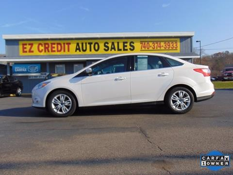 2012 Ford Focus for sale in Marietta OH