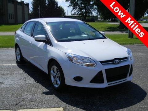 2014 Ford Focus for sale in Marietta OH