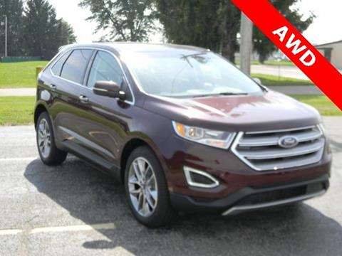 2017 Ford Edge for sale in Marietta OH