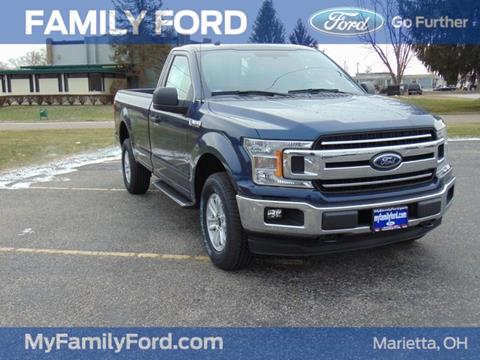 2018 Ford F-150 for sale in Marietta, OH