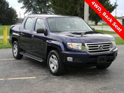 2013 Honda Ridgeline for sale in Marietta OH