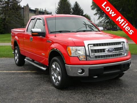 2014 Ford F-150 for sale in Marietta OH