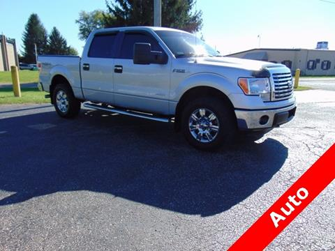 2011 Ford F-150 for sale in Marietta OH