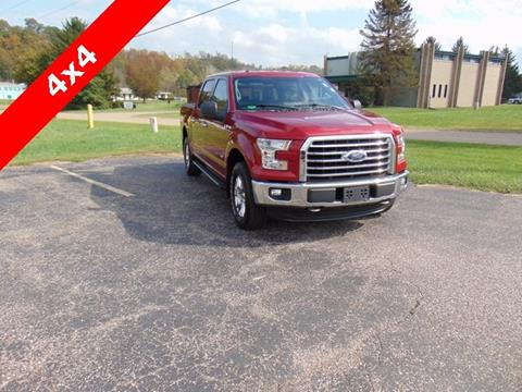 2015 Ford F-150 for sale in Marietta, OH