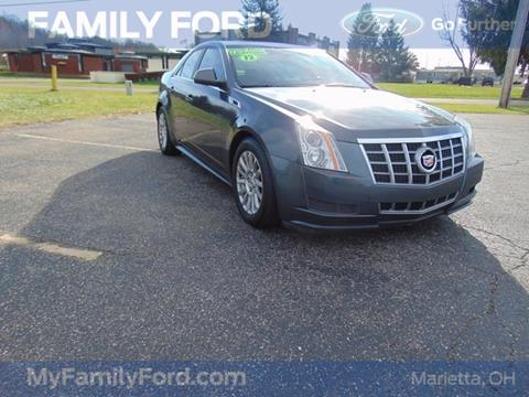 2012 Cadillac CTS for sale in Marietta, OH