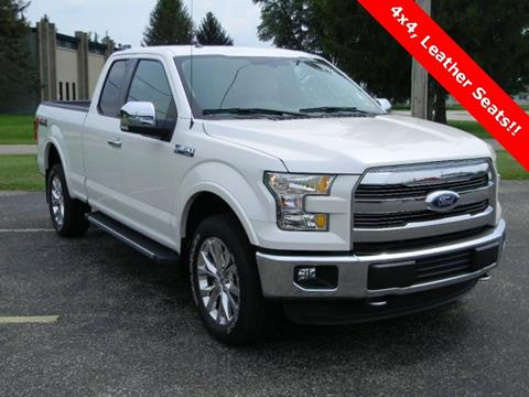 2015 Ford F-150 for sale in Marietta OH