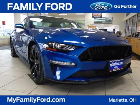 2018 ford mustang for sale in ohio for Loudon ford motors minerva