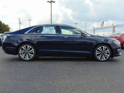 2019 Lincoln MKZ