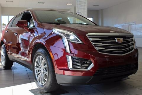 2017 Cadillac XT5 for sale in Marietta, OH