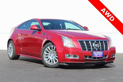 2012 Cadillac CTS for sale in Marietta OH
