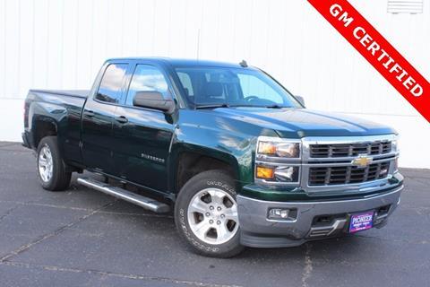 2014 Chevrolet Silverado 1500 for sale in Marietta, OH